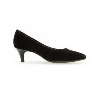 Gabor Low Heel Court Shoe