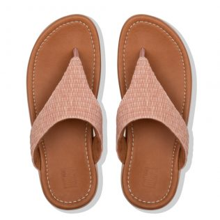 FIT FLOP wedge toe post