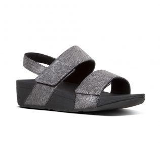 FIT FLOP velcro strap sandal