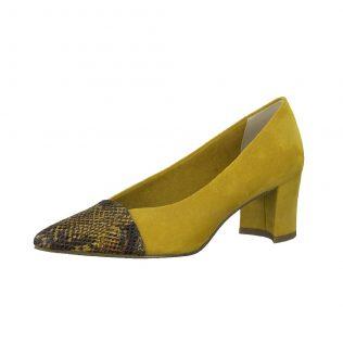 MARCO TOZZI block heel shoe