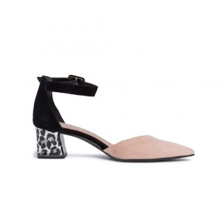 TAMARIS ankle strap dress shoe