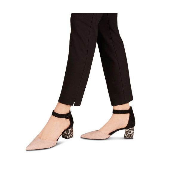 Tamaris ankle strap dress shoe