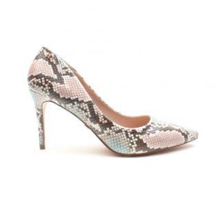 UNA HEALY high heel court shoe
