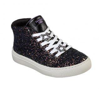 Skechers  84590 Black Glitter