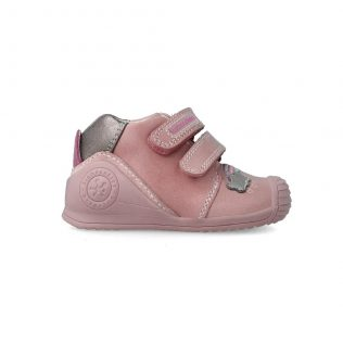 Biomecanics 201116 pink rainbow girls shoe