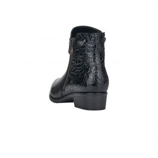 Remonte D6871-01 Black Combi