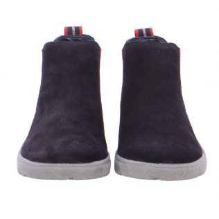 ARA 14441 Navy/Red Boot