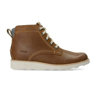 Clarks Dexy Top Jnr Brown