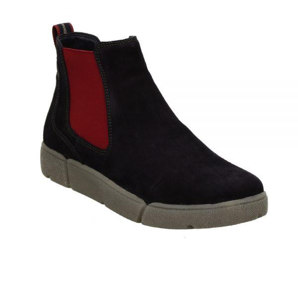 ARA 14441 Navy/Red Boot