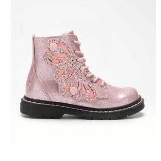 Lelli Kelly Fairy Wings Pink glitter