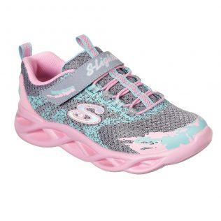 Skechers 302301 Grey/Pink