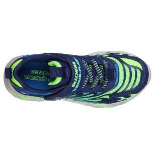 Skechers 400106 Navy/Lime