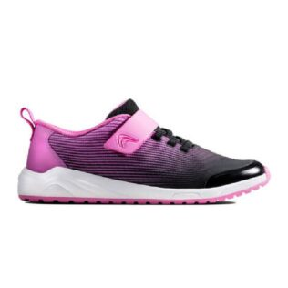 Clarks Aeon Pace K Pink Combi G