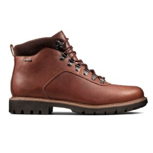 Clarks BatcombeAlp GTX Brown leather