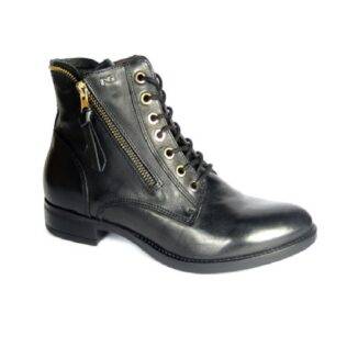 Nero Giardini A806522 Black Leather
