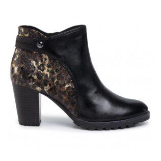 Caprice 25334-23 Black/Leopard