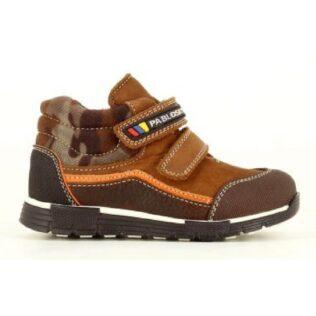 Pablosky 088741 Tan  Combi boot boys