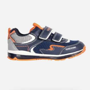 Geox B Todo  Navy/Orange B1584A