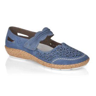 Rieker 44896-15 Blue Jeans