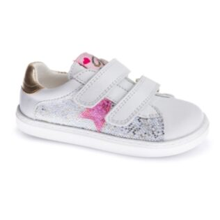 Pablosky 000507 White/Silver