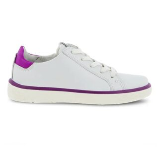 Ecco  Street Tray White/Purple 705232 51287