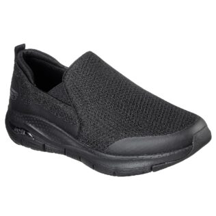 Skechers 232043 All Black Arch Fit