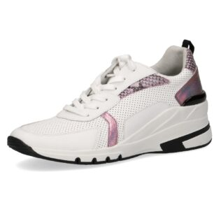 Caprice 23722-26 White/Pink Combi
