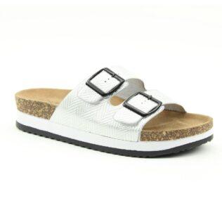 Heavenly Feet Kendra Silver