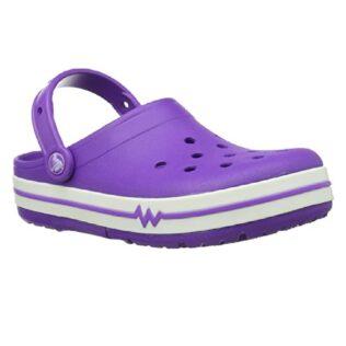 Crocs 16138 Lights Clog Purple