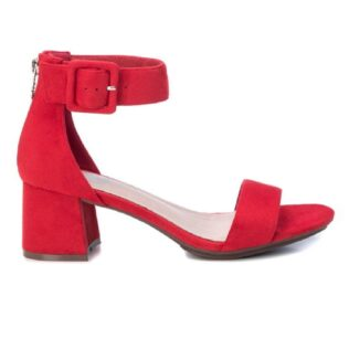 XTI 35196 Red Suede