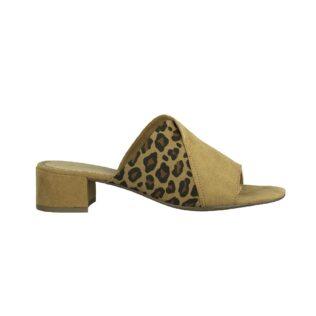 Marco Topzzi 27227-24 Mustard Leopard